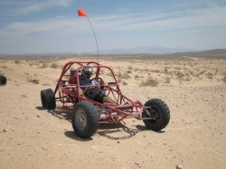 Dune Buggy Tours Las Vegas