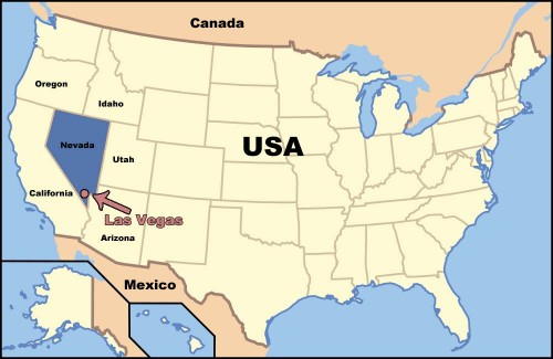 Las Vegas et Nevada