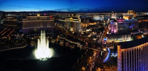 Las Vegas Strip hôtels