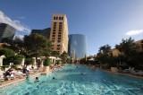 Pool Bellagio Hotel Las Vegas