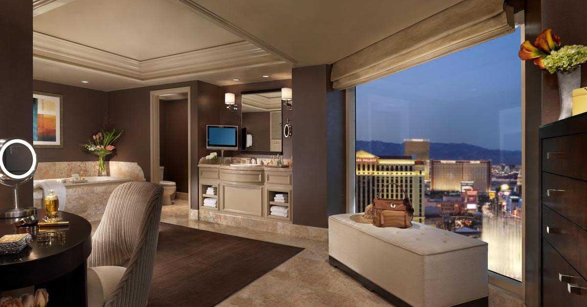 L H 244 Tel Bellagio Las Vegas
