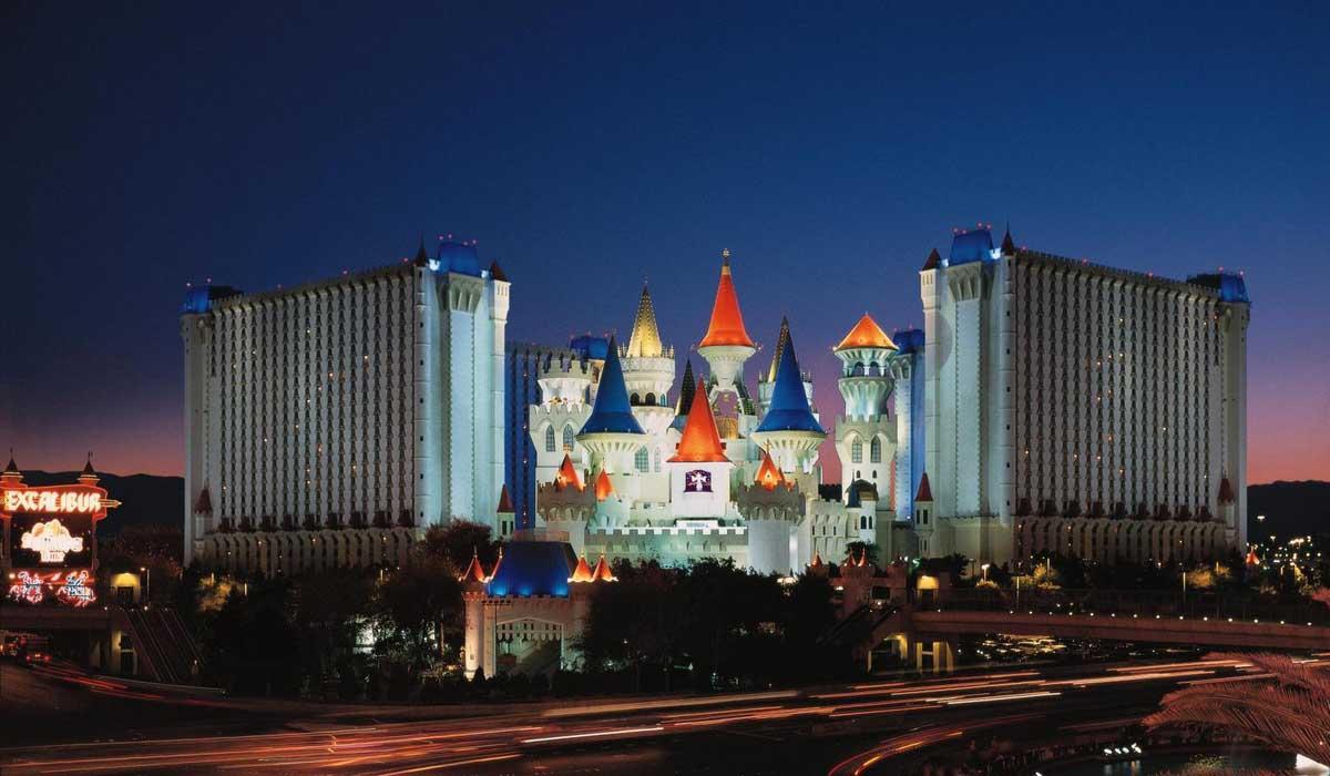 excalibur hotel casino las vegas
