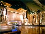 Lobby Luxor Hotel Las Vegas