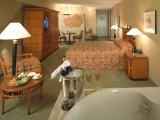 Luxor Las Vegas hotel suite
