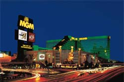 MGM Grand Hotel vier sterren Las Vegas