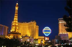 Paris vier sterren Hotel Las Vegas