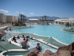 Pool Stratosphere Las Vegas