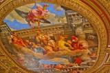 Venetian Grand Canal Shoppes ceiling Las Vegas