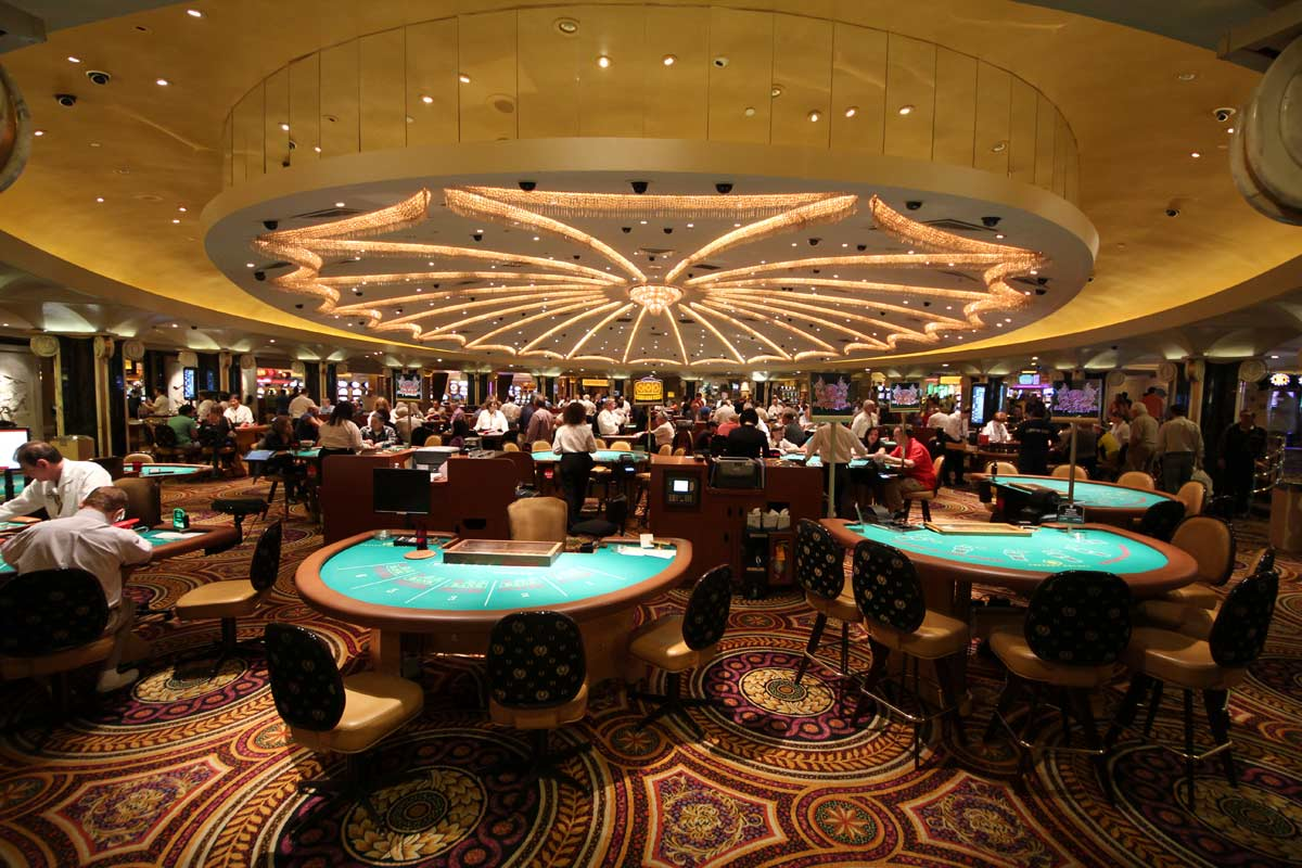 casino hotel jobs in las vegas