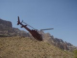 Helikopter tur Grand Canyon
