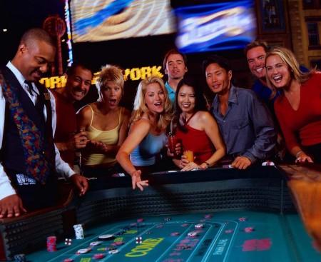Play Craps Las Vegas