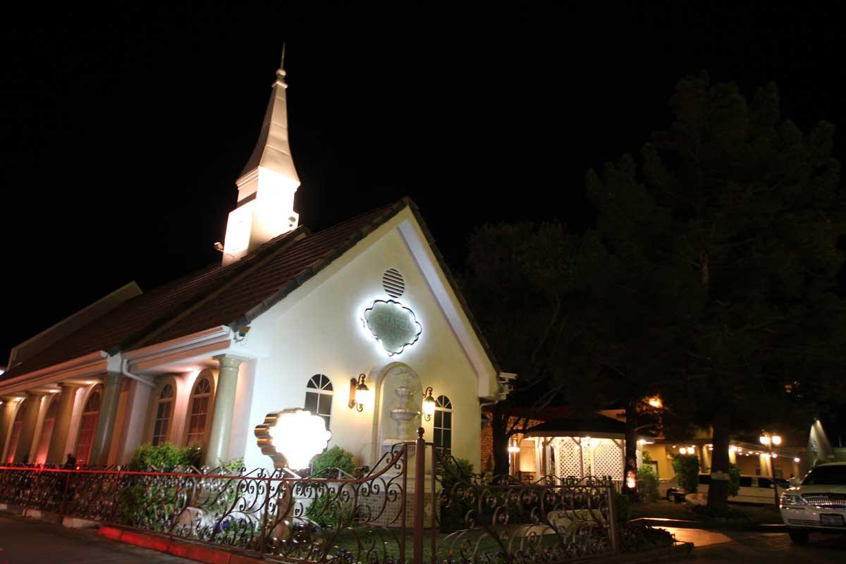 little chapel of the flowers las vegas - Mariage Las Vegas Tout Compris