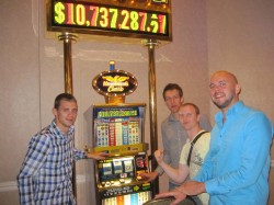 Megabucks Jackpot Las Vegas