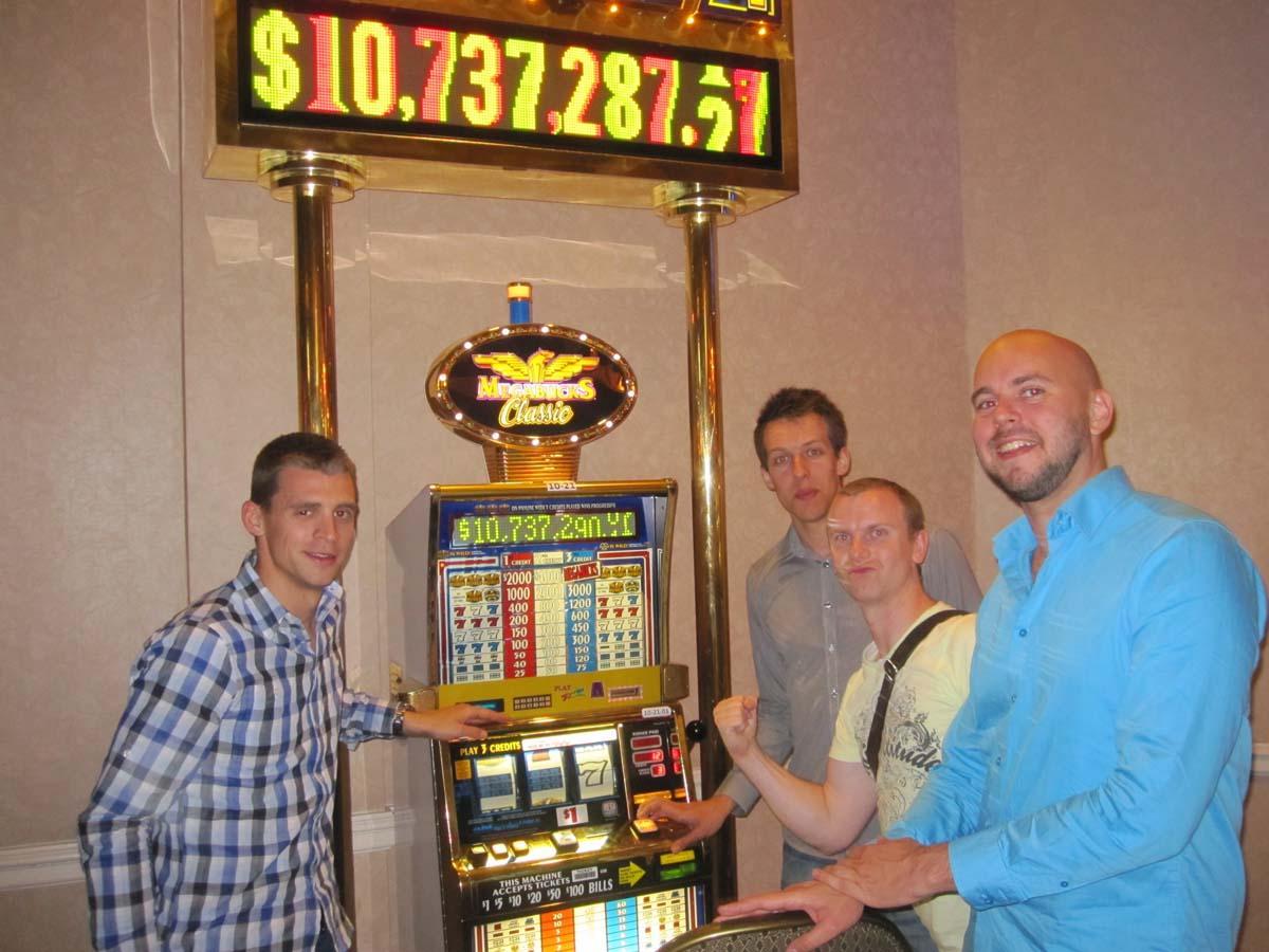 megabucks winners las vegas 2012