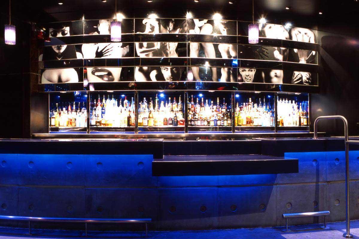 brancher des bars Las Vegas