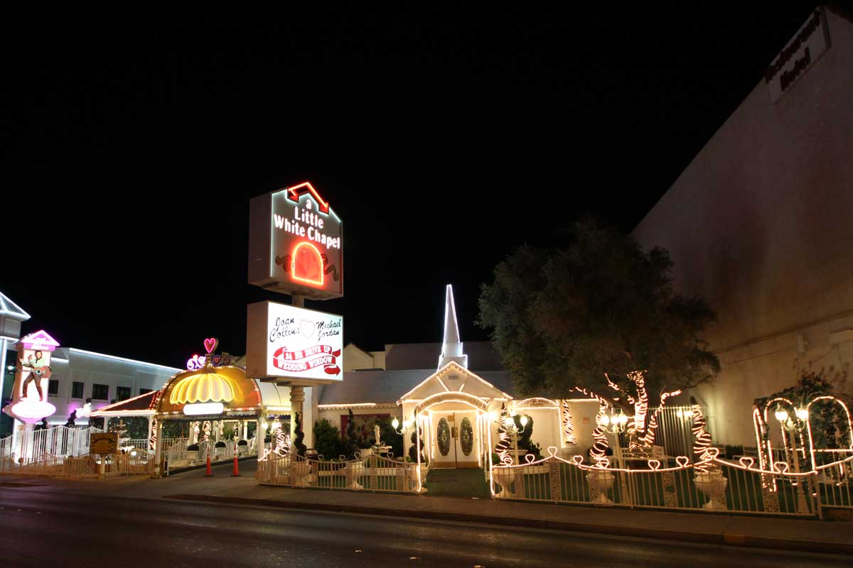 Mariage pas cher Las Vegas