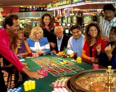 LAS VEGAS GAMBLING ROULETTE