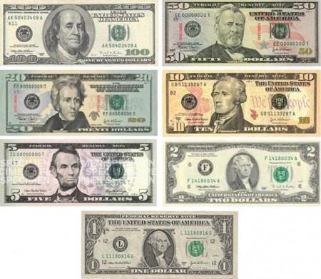 Amerikanske dollar