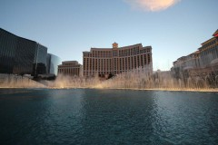 Fountains of Bellagio Las Vegas Strip
