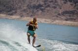 Slechts een ski Lake Mead Las Vegas