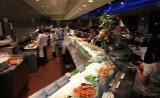 Todai sushi buffet Las Vegas Strip