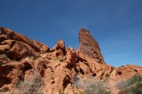 Valley of Fire climbing