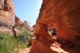 Valley of Fire hiking tour Las Vegas