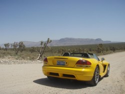 Dream Car Las Vegas, drive to Grand Canyon